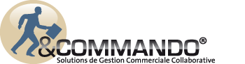 Commando CRM - Solution de Gestion Commerciale Collaborative